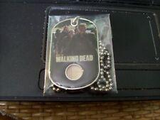 The Walking Dead Dog Tag Walker/Zombie Costume Wardrobe Dog Tags