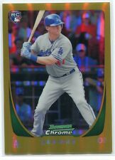 2011 Bowman Chrome Draft Gold Refractor 100 Jerry Sands Rookie 42/50