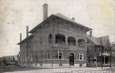 Elk's Home in Bangor PA 1910