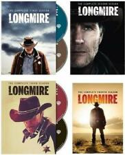 Longmire Complete Series All Seasons 1 2 3 4 DVD Set Collection Episode Show TV