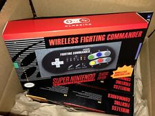 Hori Wireless Fighting Commander For Snes Classic Mini
