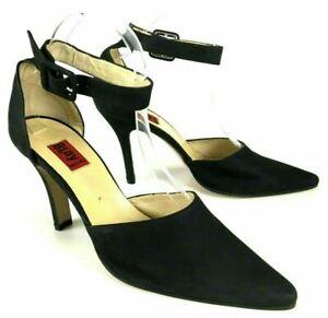 Blay Damen Pump Sandalen Leder Absatz Sandaletten EUR 40