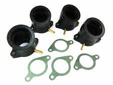 78-82  carb carburetor INTAKE MANIFOLD RUBBER BOOTS xs1100  kit XS 1100
