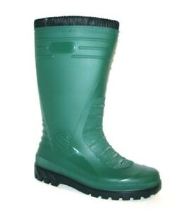 Boots Man Rubber Rain Upholstered après Ski Boots Skiing Mountain Made IN Italy