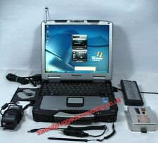 PANASONIC TOUGHBOOK CF30 500HDD 1.6GHZ CORE DUO 4GB BLUETOOTH GPS 3G SERIAL UK2