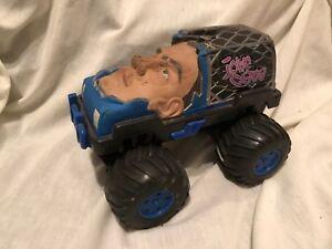 John Cena Monster Truck Sounds 2006 WWE Wrestling RARE Works