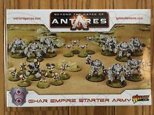 Beyond The Gates Of Antares: Ghar Empire Starter Army WLGWGA-ARMY-05