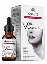 Vela Contour Neck Firming and Tightening Lifting Serum Double Chin Reducer 30 ml