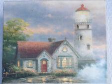 Thomas Kinkade~�Beacon Of Hope� Puzzle 1000 Pc.~27�X 20�~Usa~2008~New/Sealed