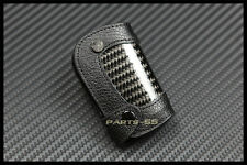 BMW F01 F10 M5 F20 F30 F32 F80 F82 CARBON FIBER SMART REMOTE KEY FOB COVER GLOVE