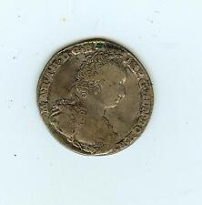 1751 Austrian Netherlands-Flanders Silver 1/4 Ducaton