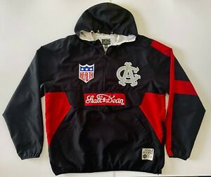 Stall & Dean First on Field Chicago American Giants Mens 3XL Negro League Jacket