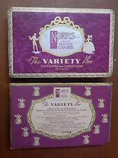 Vecchai scatola per cioccolatini in cartone NORRIS THE VARIETY BOX exquisite del