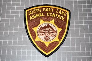 South Salt Lake Utah Animal Control Patch (B11)