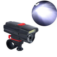 AAA Battery Bike Front Head ight Cycling Bicycle LED Lamp Flashlight 6 Modes MA