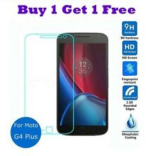 Tempered Glass Screen Protector Premium Protection For Motorola Moto G4 Play