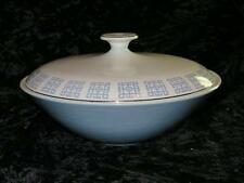 Vintage China Serving Tureen with Lid Ridgway Potteries Retro VALENCIA 1960s