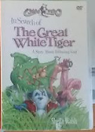 The Great White Tiger-A story about Following God-Gnoo Zoo DVD R4-Sheila Walsh