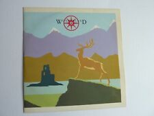 """BIG COUNTRY WONDERLAND 12"""" SINGLE IN EXCELLENT CONDITION"""