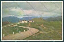 Bolzano Passo del Giovo Strada Merano Vipiteno cartolina ZC3863