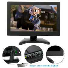"Portable 11.6"" TFT LCD Color Monitor Screen HDMI BNC AV PC USB Input for PC CCTV"