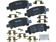 For 2003-2006 Subaru Baja Brake Pad Set Rear Bendix 99665ZQ 2004 2005