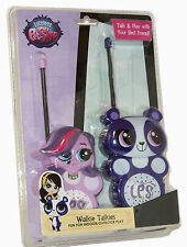 Littlest Pet Shop Walkie Talkies Brand New