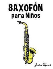 Saxofón para Niños : Música Clásica, Villancicos de Navidad, Canciones...