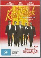 The Rat Pack DVD 1998 & All Region NTSC Ray Liotta Joe Mantegna