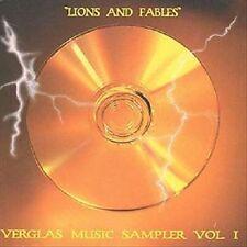 CD Verglas Music Sampler Vol. I (Arena/Shadowland/Casino/The Urbane/D. Wilson)