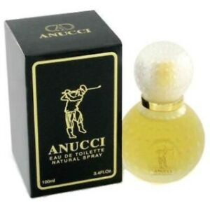 Anucci for Men 100ml EDT - Fragrance for Golf Lovers