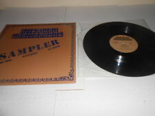American Gramaphone Sampler 45 Speed Lp, Sunken Cathedral, Vg++