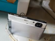 Sony Cyber-shot DSC-T90 12.1 MP Digital Camera - Silver - part or reapir