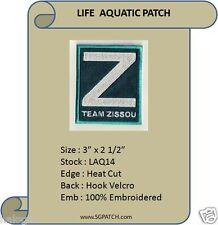 VEL-KRO LIFE AQUATIC TEAM ZISSOU BLUE PATCH - LAQ14