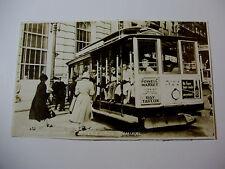 USA189 - MARKET STREET RAILWAY San Francisco - TROLLEY TRAM No522 Postcard