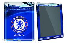 IPad 2 Pelle Autoadesivo Chelsea Football Club ufficiale Blues merce NUOVISSIMA