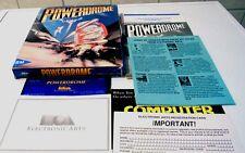PC DOS: Powerdrome -  Electronic Arts 1989