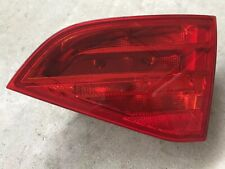 Audi A4 B8 8K Avant Wagon Right Inner Tail Light 8K9945094 LOG