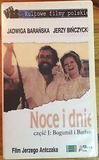 Noce i dnie: A film by Jerzego Antczaka (VHS, Kultowe filmy polskie)