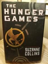 The Hunger Games (Bk 1 in Series) by Suzanne Collins 1st Ed 9th Print HB DJ VGC!