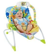 Rhythm of Reef Baby Einstein Rocker Bouncer Seat W/ Detachable Toy Bar Used