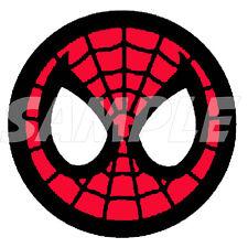 Spiderman Cara recompensa Gráfico comportamiento CHILDS pegatinas descuentos disponibles