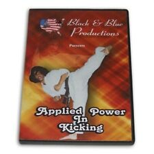 Freestyle Kicking Combinations Butterfly Twists 540 720 David Douglas Dvd Rs0520
