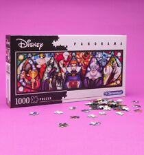 Official Disney Villains Panorama 1000 Piece Jigsaw Puzzle