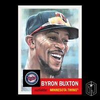 2020 Topps MLB Living Set #390 - Byron Buxton - Minnesota Twins (PRE-SALE)