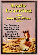 Early Learning Imprint Training DVD with Robert M. Miller, D.V.M.  NEW