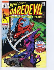 Daredevil #59 Marvel 1969