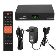 Ricevitore TV SAT Satellitare Decoder DVB-S S2 DVB-T T2 HD 1080p Supporto WIFI