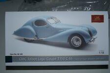 1/18 Talbot Lago Coupe T-150 CS BLAU Teardrop Figoni&Falaschi CMC M-145