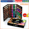 120 Colors Eyeshadow Eye Shadow Palette Makeup Kit Set Make Up Pro For Popfeel #